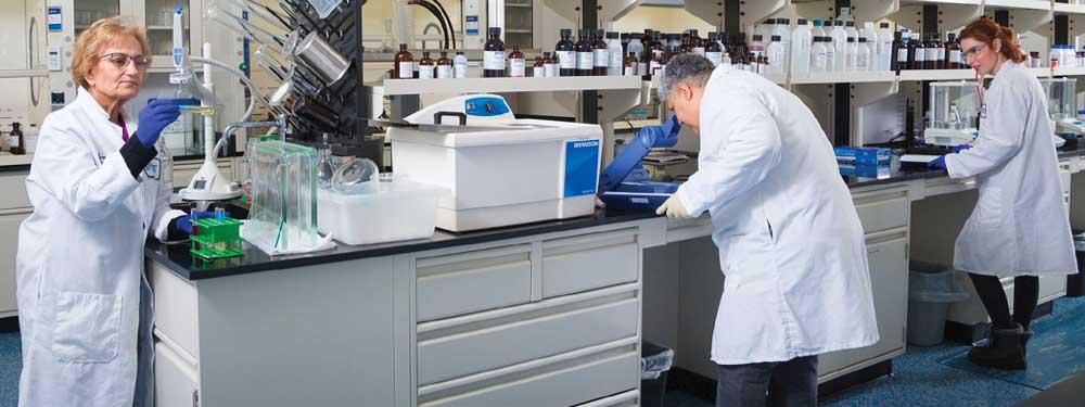 Spectrum Pharmacy Laboratory Testing