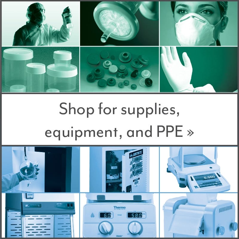 compounding equipment supplies