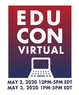 May 2-3, 2020: EDUCON Virtual